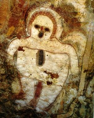 mistérios da caverna de Wandjina na Austrália 02