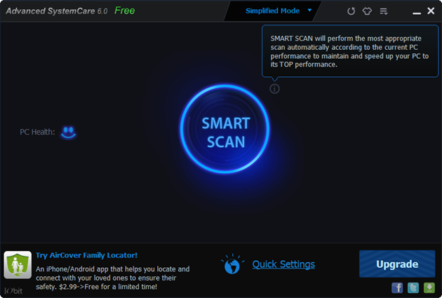 Advanced SystemCare 6