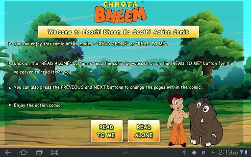 Chhota Bheem Jumbo Comic