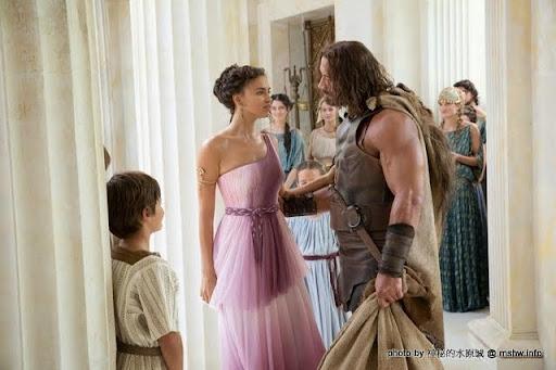 【電影】Hercules: The Thracian Wars 海克力士-色雷斯戰役 : 傳奇再現? 前面豪小,後面唬爛...但還不錯看 電影