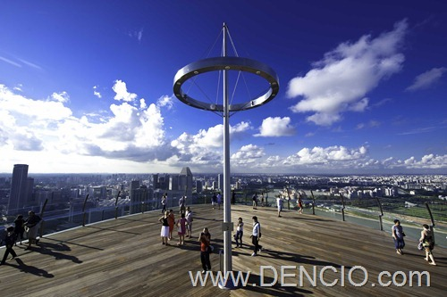 Marina Bay Sky Park and Infinity Pool27