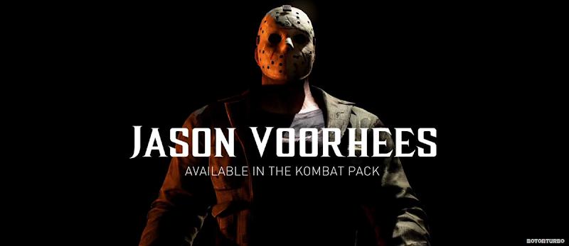 Jason Voorhees - Mortal Kombat X
