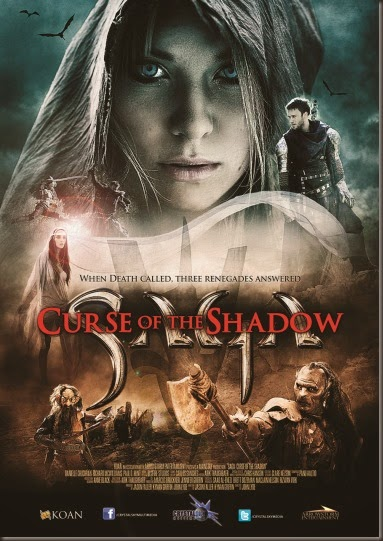 CURSE OF THE SHADOW poster