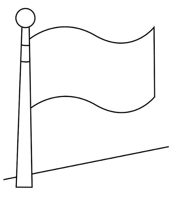 Dibujos De Banderas Para Pintar
