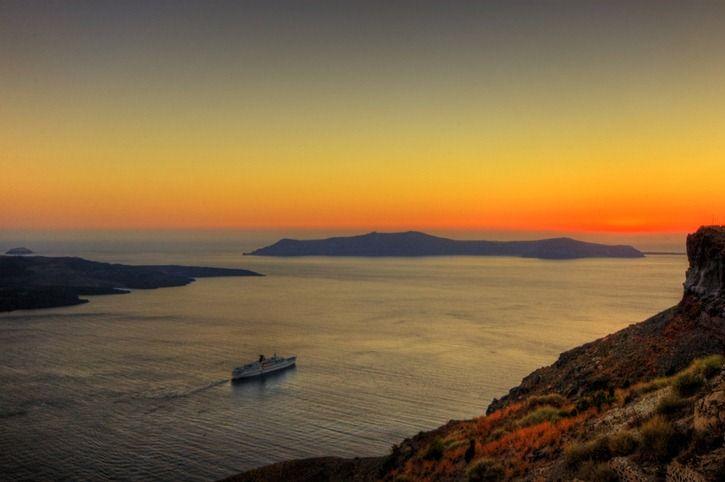 Cyclade islands Greece - Wolgang Staudt