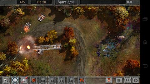 Defense Zone 2 HD Lite Screenshot 2