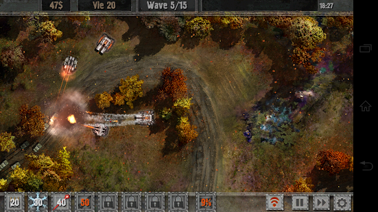 Defense Zone 2 HD Lite Screenshot 2