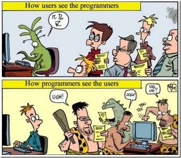 How-users-see-programmers-and-how-programmers-see-users-575x503