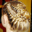 Hairstyles French Braid Jigsaw icon