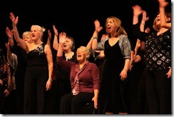 Manchester amateur choral competition 2009