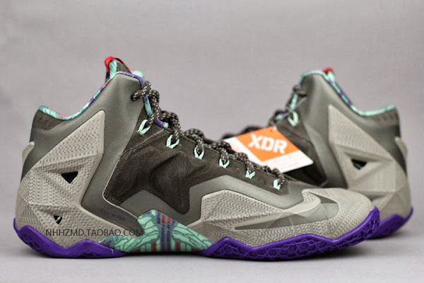online store b7ec2 2bf29 Nike LeBron XI (11) Terracotta Warrior Available on eBay ...