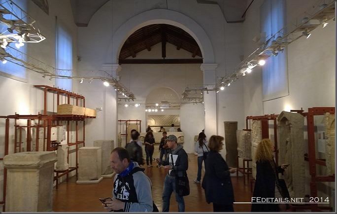 Invasione Digitale del Lapidario Civico di Ferrara, foto2