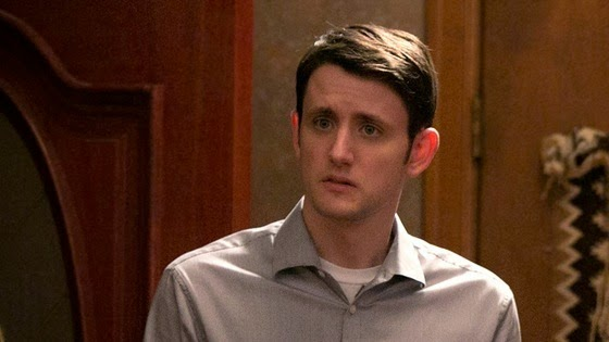 Zach Woods is Jared in HBO Silicon Valley