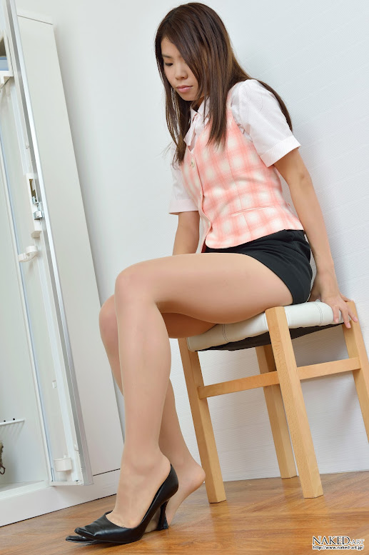 Naked-Art 465 Photo No.00621 渡里麻穂 OL Locker Room 高画質フォト