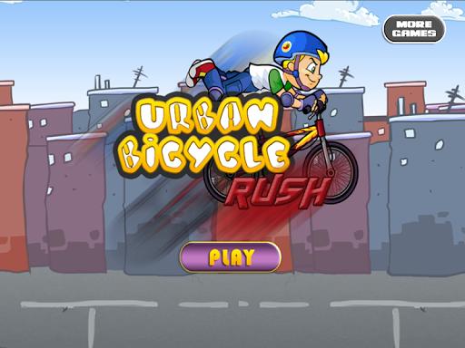 Urban Bicycle Rush