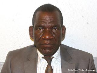 Bombanyi Bonda. Radio Okapi/ Ph. John Bompengo