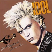 Billy Idol Whiplash Smile