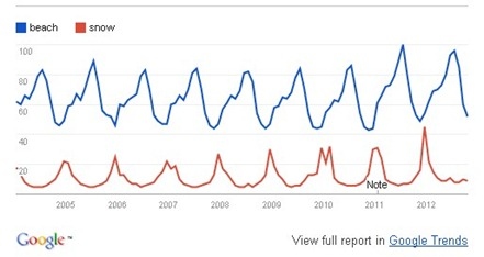 Google Search Trends & Insights