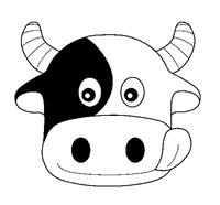 mascaras de vaca (2)