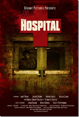 the hospital poster