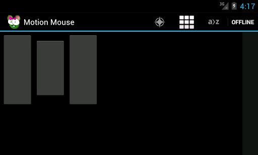 Motion Mouse