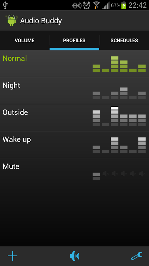 Audio Buddy Pro - screenshot