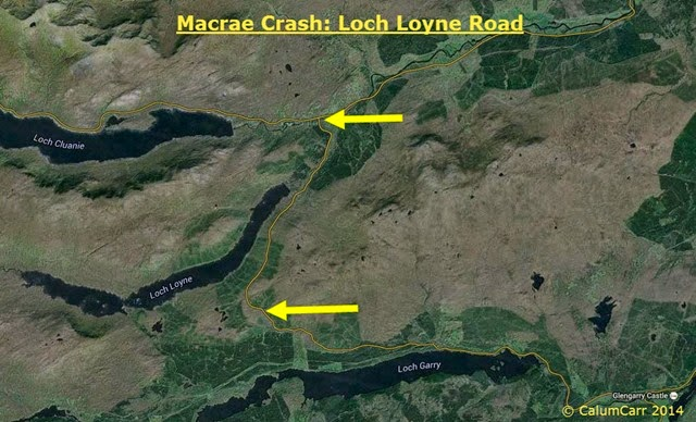 Macrae Route 1E