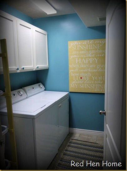 Red Hen Home The Laundry Room