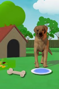 Talking Pooch the Dog for Kids - screenshot thumbnail