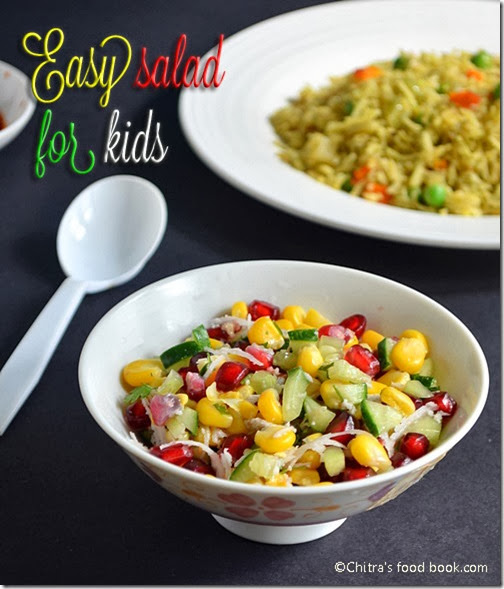 salad recipe for kids
