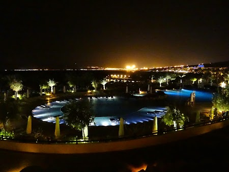 05. Night view - Movenpick Tala Bay.JPG