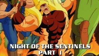 Night of the Sentinels Part 1