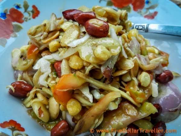 Ginger_Salad_Burma