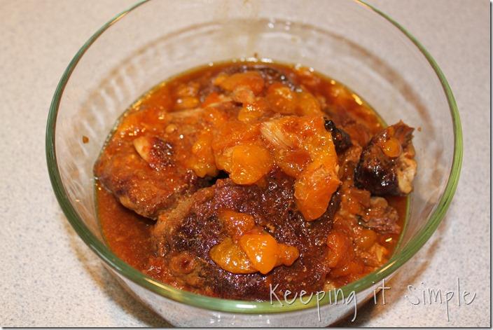 Appricot Pork Chops (2)