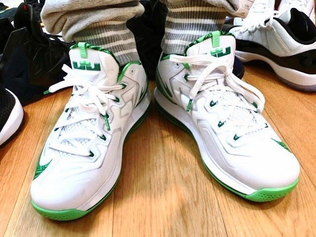 sports shoes cded7 f357f ... Nike Air Max LeBron XI Low 8220Easter8221 Release Information