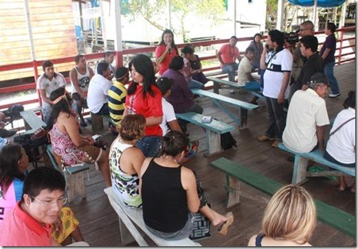 Seind, Coiab e Coipam recebem a imprensa nesta quinta-feira para fazer alguns esclarecimentos e apresentar novidades em relação ao povo indígena do Amazonas