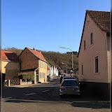 Adenbacher Straße Richtung Adenbach