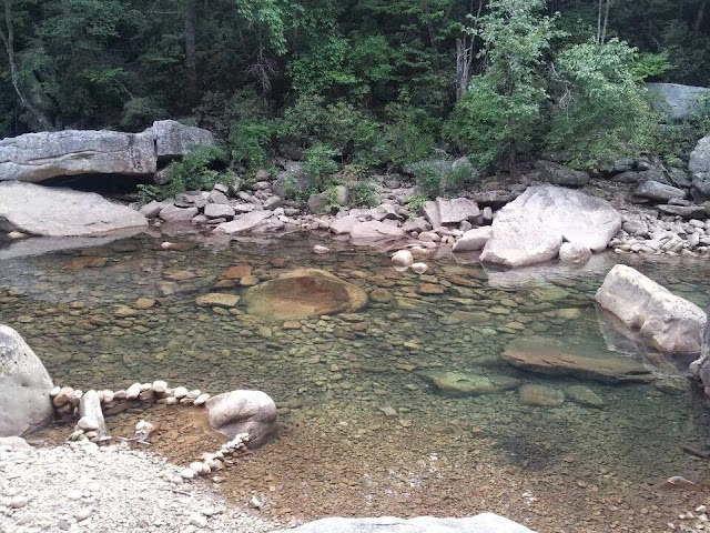 creek in Tennessee