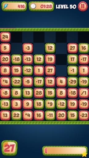 【免費解謎App】Math Crush Unlimited-APP點子