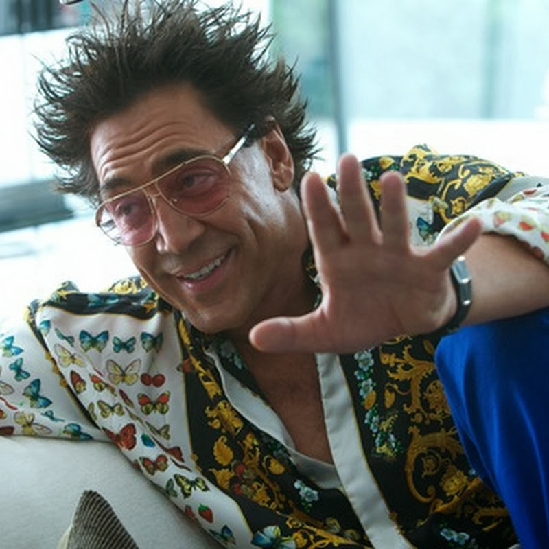 "Academy Award Winners Bardem and Cruz in ""The Counselor"""