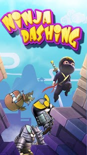 Ninja Dashing- screenshot thumbnail