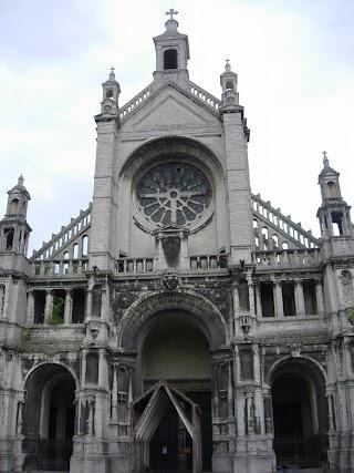 Eglise Sainte-Catherine à Bruxelles