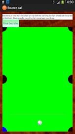 Ahagame - labyrinth, billiard Screenshot 9