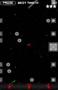 Spacebat- screenshot thumbnail