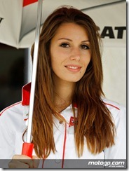 Paddock Girls Monster Energy Grand Prix de France  20 May  2012 Le Mans  France (7)