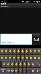Emoji Android to iphone - screenshot thumbnail
