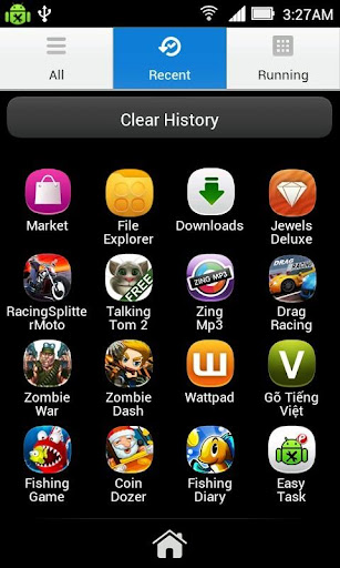 MeeGo Launcher Theme v2.0 apk