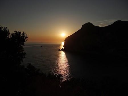 16. Apus de soare in Corfu.JPG
