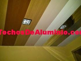 Techos aluminio Sabadell