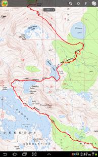 Gaia GPS (Topo Maps) BETA